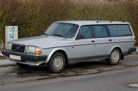 Volvo 240 Mpg by 1993 Volvo 240 Base 4dr Station Wagon 5 Spd Manual W Od