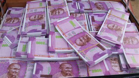 Modi May Call Review Meet Assess Currency