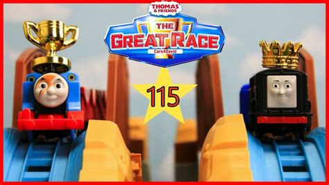 New The Biggest! Thomas And Friends The Great Race #115