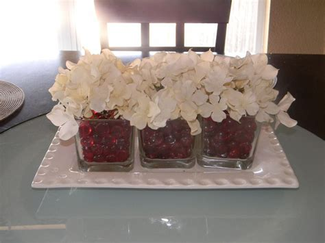 centerpiece idea for my kitchen table use coffee beans