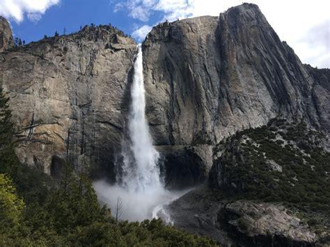 Upper Yosemite Falls The Granitic Stairmaster Hike