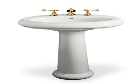 Bathroom Pedestal Sinks Lowes by Kohler Pedestal Tub Kohler Bathroom Pedestal Sinks Lowe S
