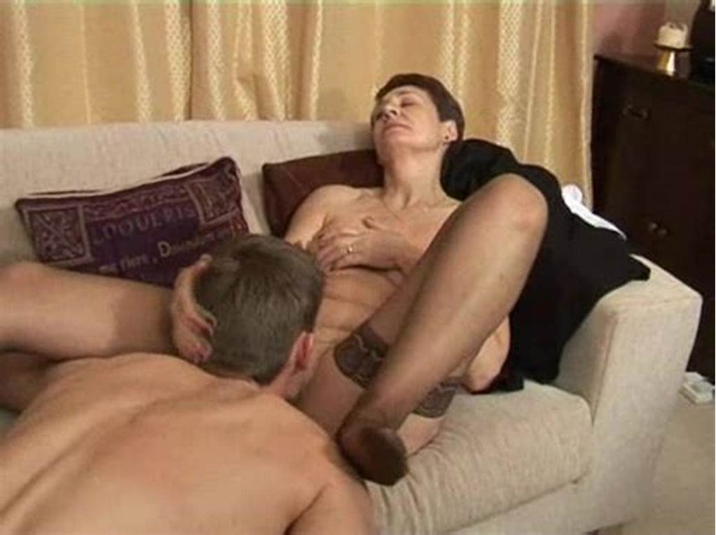 #Granny #Wants #Pleasure #For #Her #Shaved #Pussy