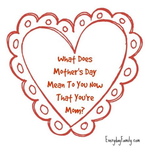 mothers day     everydayfamily