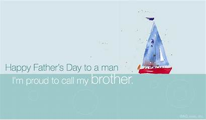 Brother Father Happy Fathers Ecards Card Proud