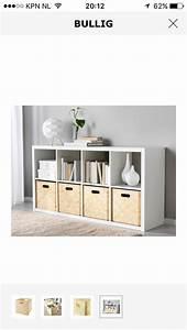 Ikea Kallax Mand Squared Storage