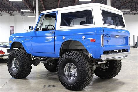 1975 Ford Bronco   GR Auto Gallery