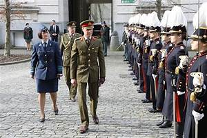 Grand Duke Meets 10 Luxembourg Cadets at Royal Military ...
