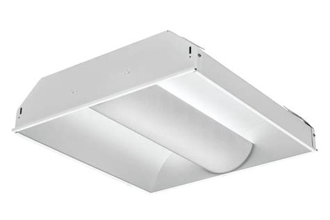 2x2 fluorescent light fixture drop ceiling iron