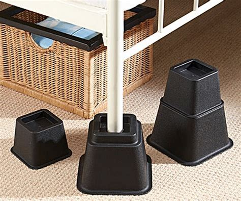 Adjustable Bed Risers by S S Adjustable Bed Riser