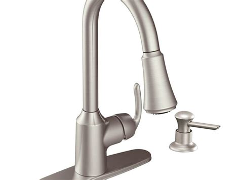 most popular moen kitchen faucets