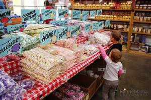 Minnesota's Largest Candy Store - The Big Yellow Barn