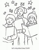 Coloring Pages Singing Jesus Sing Phlebotomy Birth Clipart Colouring Children Let Clip Library Comments Coloringhome Template Line sketch template