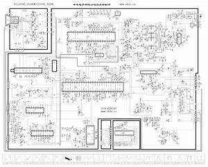 Tcl 21k77 Chassis Nx56b Sch Service Manual Download  Schematics  Eeprom  Repair Info For