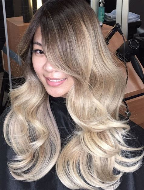 Hair 2001 Westminster Ca United States Asian Blond
