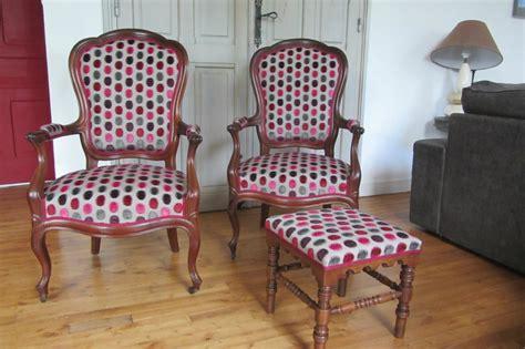 recouvrir des chaises tissus d ameublement pour recouvrir fauteuil et chaises