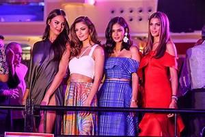 WATCH Next In Line Catriona Alongside 3 Miss Universe
