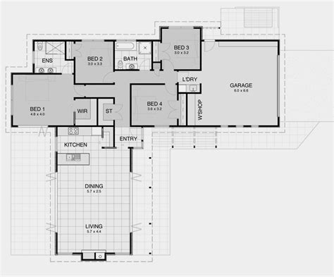 pool house plans with bedroom prime plan 8 house plans for compact design solutions