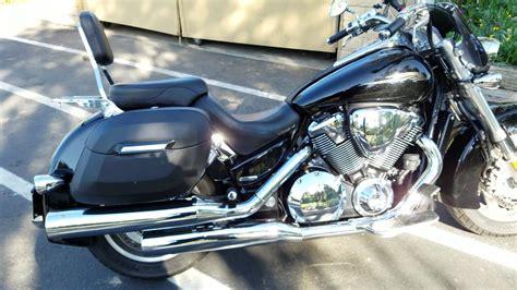 2008 Honda Vtx 1800 N Motorcycle Saddlebags