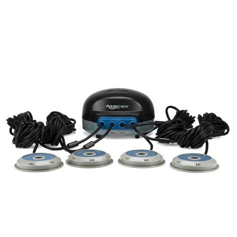 Aquascape Pond Aerator by Aquascape Pond Aeration Kits With Airline Check Valves