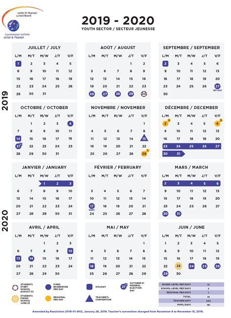 calendars lbpsb