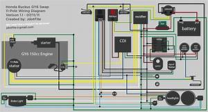Honda Scoopy 50cc Wiring Diagram