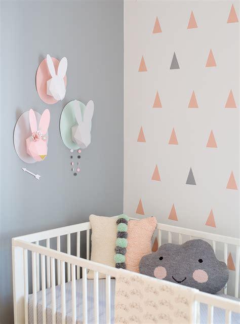 diy déco chambre bébé diy faire soi même la déco de la chambre de bébé