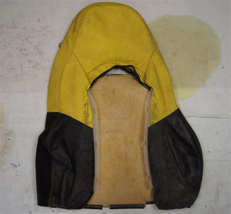 chevy corvette  sport driver side upper seat