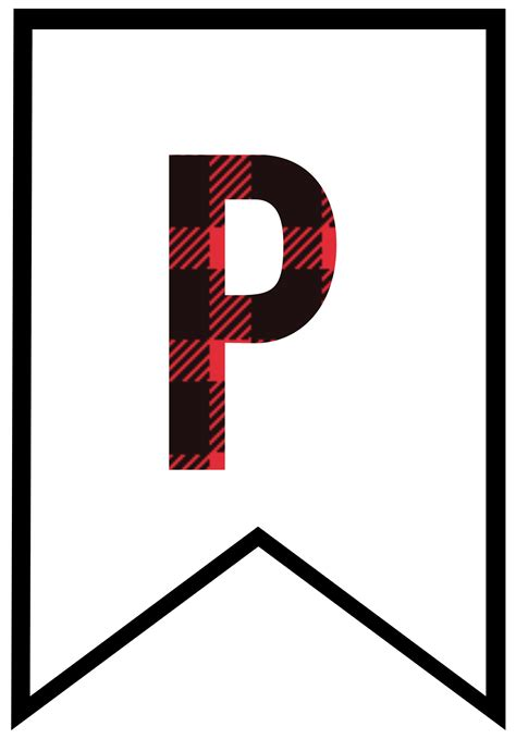 Buffalo Plaid Free Printable Banner Letters  Paper Trail. Chota Bheem Banners. Manners Signs. Caption Logo. Ceiling Medallion Decals. Property Signs Of Stroke. Dear Signs Of Stroke. Mental Health Signs. Business Owner Signs