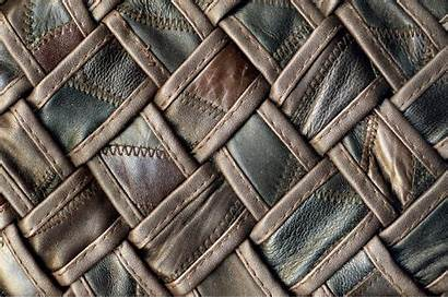 Leather Thread Brown Braiding Textures Wallpapers Texture