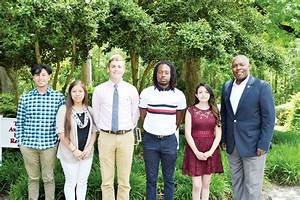 Duplin Rotary honors Students of the Month | Mount Olive ...