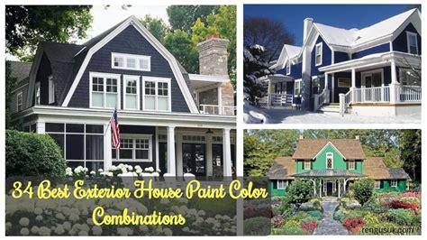 34 best exterior house paint color combinations rengusuk com