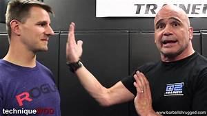 How To Win A Bar Fight W   Bas Rutten  Former Ufc Champion  - Technique Wod