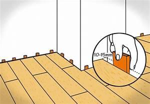 Laminat An Die Wand : laminat verlegen in 13 schritten obi ratgeber ~ Frokenaadalensverden.com Haus und Dekorationen