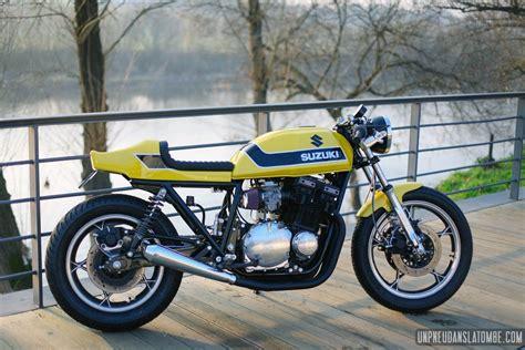 Suzuki Gs Cafe by 1982 Suzuki Gs450 Cafe Racer Impremedia Net