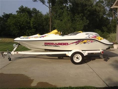 Sea Doo Jet Boat Issues by 1997 Seadoo Speedster Engine Jet Boat 4 000 Firm