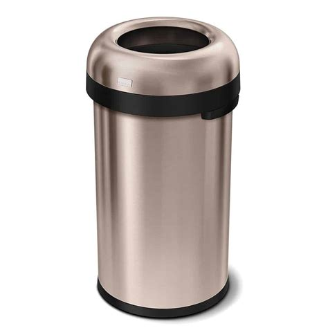 Top 5 Best Tall Kitchen Trash Cans Review For The Above