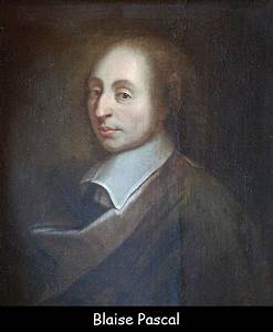 Fun Facts for Kids about Blaise Pascal