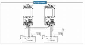 Wiring Diagram  33 Step Dimming Ballast Wiring Diagram