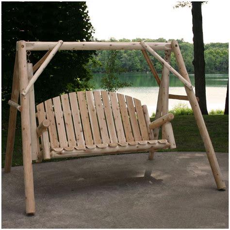 lakeland mills country garden yard swing 307357 patio