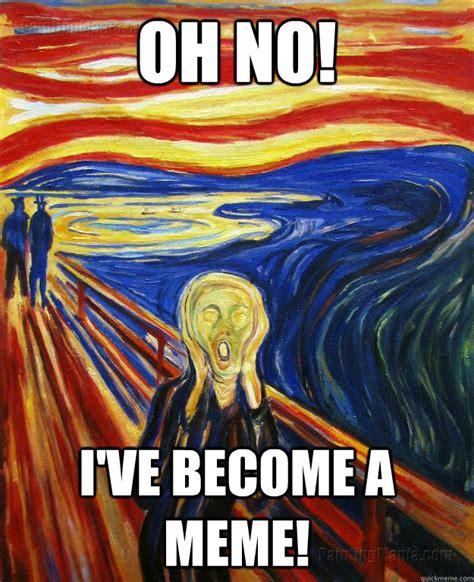 Scream Meme - the scream meme memes quickmeme