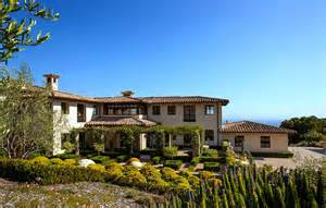 tuscan style homes interior luxurious tuscan style malibu villa by paul brant williger