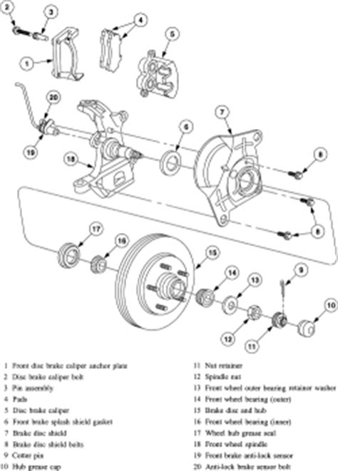 2004 Toyota Truck Tundra 2WD 4.7L EFI DOHC 8cyl | Repair