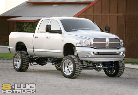 2006 Dodge Ram 2500   Weld Racing Wheels   8 Lug Magazine