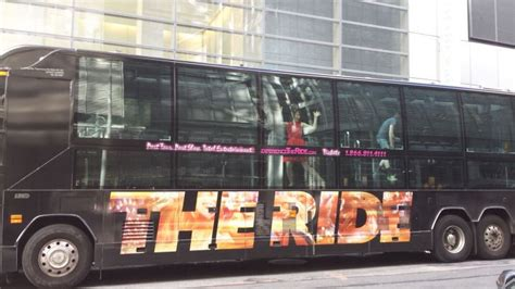 experience the ride nyc and and get a brilliant tour of new york like no other