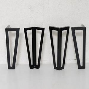 Pied De Table Metal Industriel : pied de table style industriel au19 jornalagora ~ Teatrodelosmanantiales.com Idées de Décoration