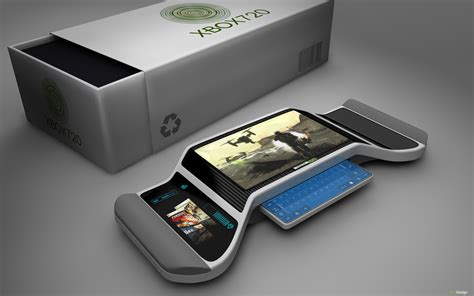 Xbox 720 Specs Kinect 20 New Controllers And More