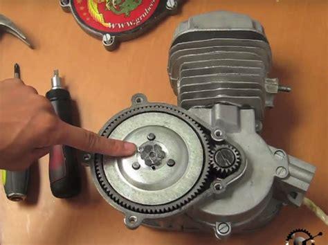 Adjusting Your 2-stroke 48cc, 66cc, 80cc Clutch