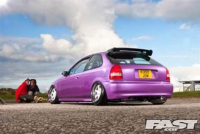 Civic Honda Fast Eg Hatch Ek Wallpapers