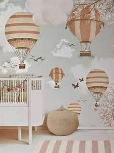 Tapete Babyzimmer Mädchen : niedliche babyzimmer wandgestaltung inspirierende wandgestaltung ideen babyzimmer ~ A.2002-acura-tl-radio.info Haus und Dekorationen